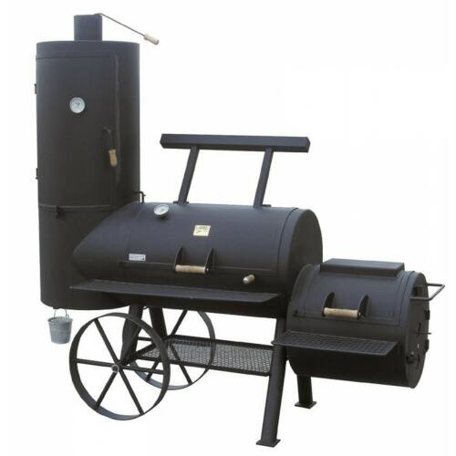"Joe's Barbeque Smoker Joe' Barbeque Smoker - 24"" Chuckwagon Catering JS-33824"