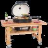 Kép 2/5 - Primo Oval 400 XL       - Beépíthető (kerámia grillsütő + hőelzáró lap és tartórács)