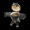 Kép 2/2 - Primo Kamado Round  - All in One  2021 (kerámia grillsütő + hőelzáró lap és tartórács + állvány + oldalpolcok + rácskimelő + hamuzó)