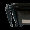 Kép 3/3 - Primo Oval 300 L - All in One  2021 (kerámia grillsütő + hőelzáró lap és tartórács + állvány + oldalpolcok + rácskimelő + hamuzó)