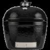 Kép 1/5 - Primo Oval 400 XL       - Beépíthető (kerámia grillsütő + hőelzáró lap és tartórács)