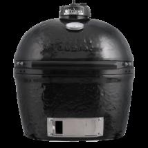 Primo Oval 200 Keramik Grill - Made in USA,  37 x 47 cm deflektor kővel