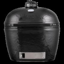 Primo OVAL 300 Large  Keramik Grill - Made in USA,  38 x 56 cm, deflektor kővel