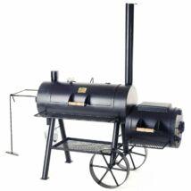"Joe' Barbeque Smoker - 16"" Reverse Flow Smoker"