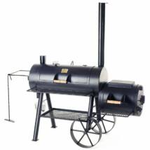 "Joe' Barbeque Smoker - 16"" Reverse Flow Smoker"