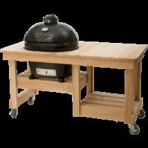 Primo Counter Top Ciprusfa Asztal OVAL 300 Large