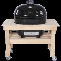 Primo Kompakt Ciprusfa Asztal OVAL 400 XL
