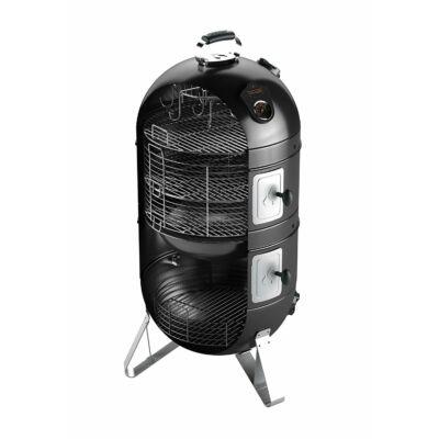 Fornetto Razzo fekete töltényszmóker, vizes füstölő ( 40 cm )