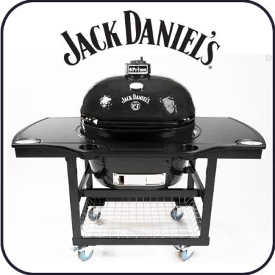 Primo OVAL 400 XL Kerámia Grill Jack Daniel's Edition