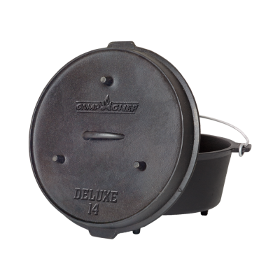 Camp Chef Deluxe Dutch Oven DO-14'