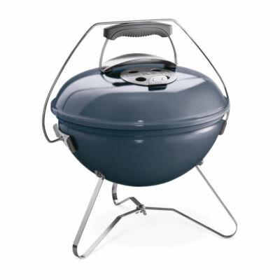 WEBER Smokey Joe Premium, kék grill