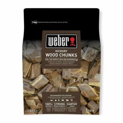 Füstölő fadarab HICKORY (EMEA) 1,5 kg