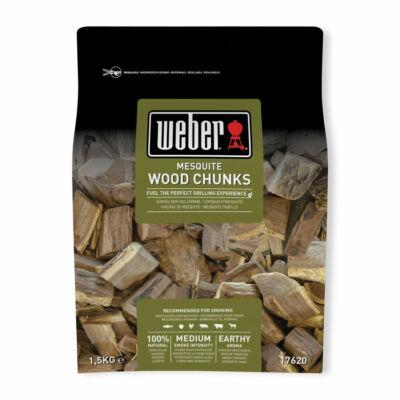 Füstölő fadarab MESQUITE (EMEA) 1,5 kg
