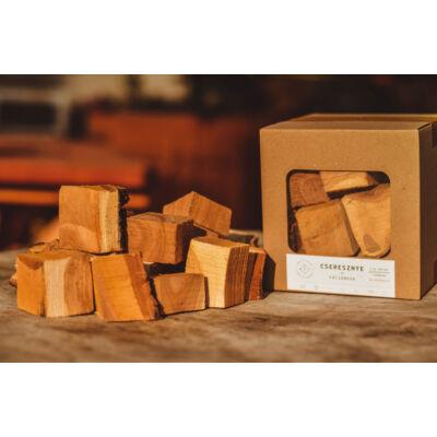 Wood2Smoke Cseresznye füstölőfa 1 kg