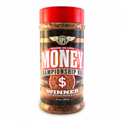 Big Poppa Smokers Money Rub 397 g