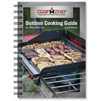 Camp Chef szakácskönyv, angol