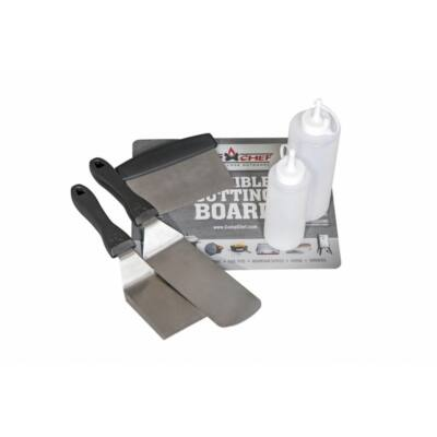 Camp Chef professzionális spatula készlet 6 db-os