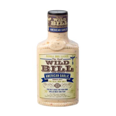 Wild Bill Amerikai fokhagyma szósz 450 ml