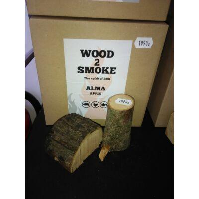 Füstölőfa Alma 1 kg