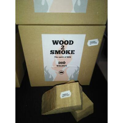 Füstölőfa Dió 1 kg