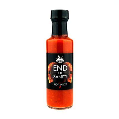 Fireland End of Sanity csípős szósz 100 ml