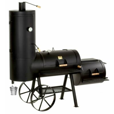 "Joe' Barbeque Smoker - 20"" Chuckwagon Catering"