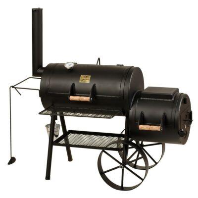 "Joe' Barbeque Smoker - 16"" Special 6,35 mm-es falvastagság"
