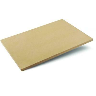 Négyszögletű pizzakő, 54x34,4 cm