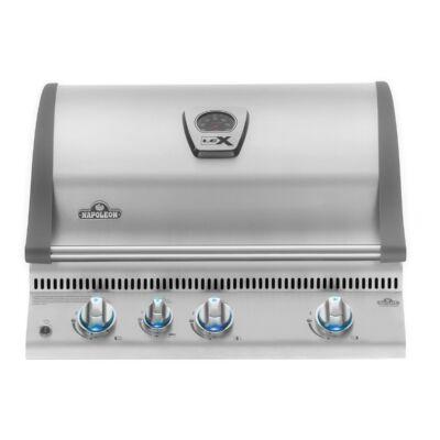 Napoleon BI LEX 485 RBI beépíthető grillkészülék infravörös égőkkel, rozsdamentes acél