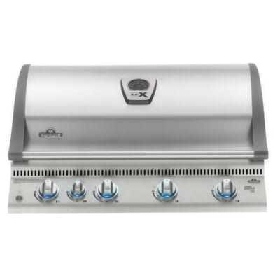 Napoleon BI LEX 605 RBI beépíthető grillkészülék infravörös égőkkel, rozsdamentes acél