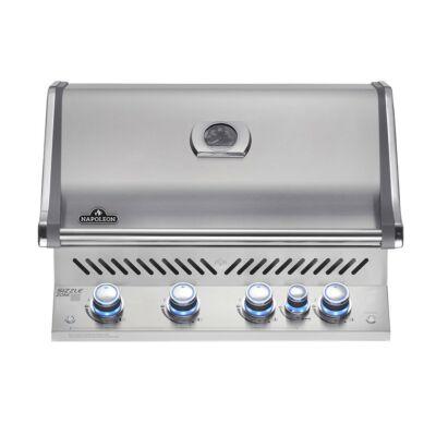 Napoleon BI PRO 500 RBI beépíthető grillkészülék, rozsdamentes acél