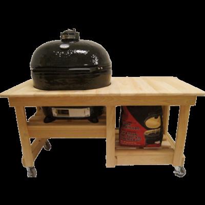 Primo Counter Top Ciprusfa Asztal OVAL 200
