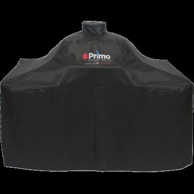 Primo Védőhuzat asztalba szerelt Oval 400 XL és Kamado Kerámia Grillekhez