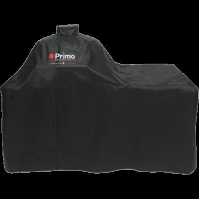 Primo Védőhuzat Counter Top Asztalba Szerelt Oval 400 XL Kerámia Grillhez