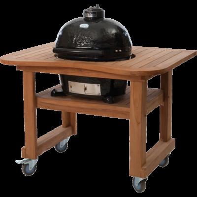 Primo Teakfa Asztal OVAL 200 Junior