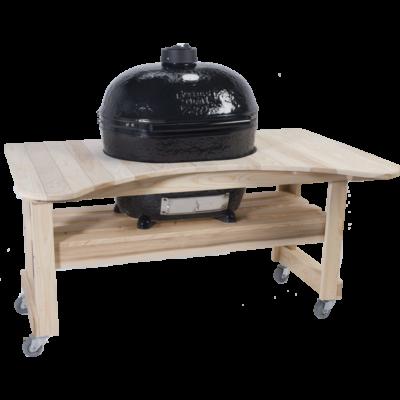 Primo Ciprusfa Asztal OVAL 400 XL