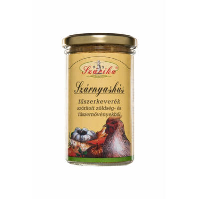 Szárika Szárnyashús fűszerkeverék 125 g