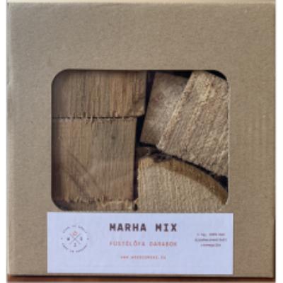 Wood2Smoke Facsonk Mix Marha