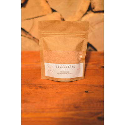 Wood2Smoke Cseresznye fűrészpor hidegfüstöléshez 500 ml
