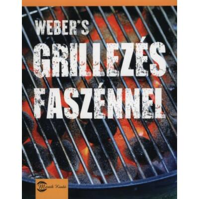 WEBER's grillezés faszénnel