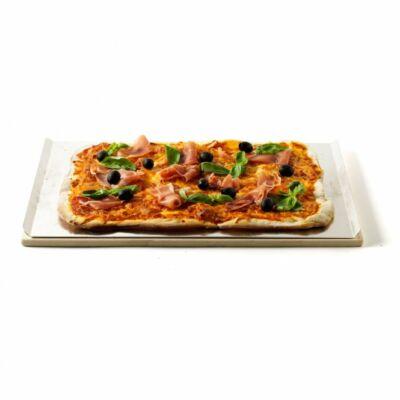 WEBER Négyszögletű Pizzakő 44 x 33 cm
