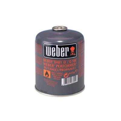 WEBER Gázpalack a Weber Q100, Q120 modellekhez és a Performer Touch-N-Go begyújtójához