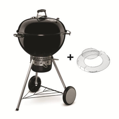 WEBER Master-Touch® GBS®, 57cm, Black grill