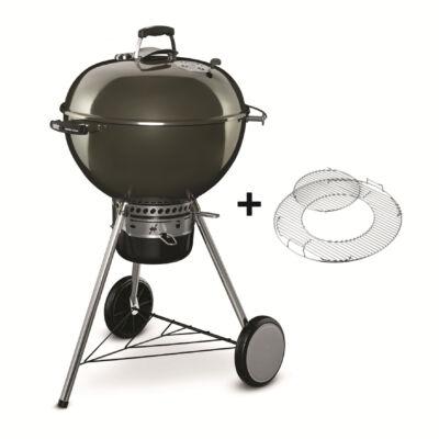 WEBER Master-Touch® GBS®, 57cm, Smoke Grey - füstszürke grill
