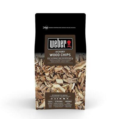 WEBER Füstölő faforgács HICKORY (EMEA) 0,7KG