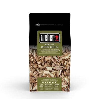 WEBER Füstölő faforgács MESQUITE (EMEA) 0,7KG