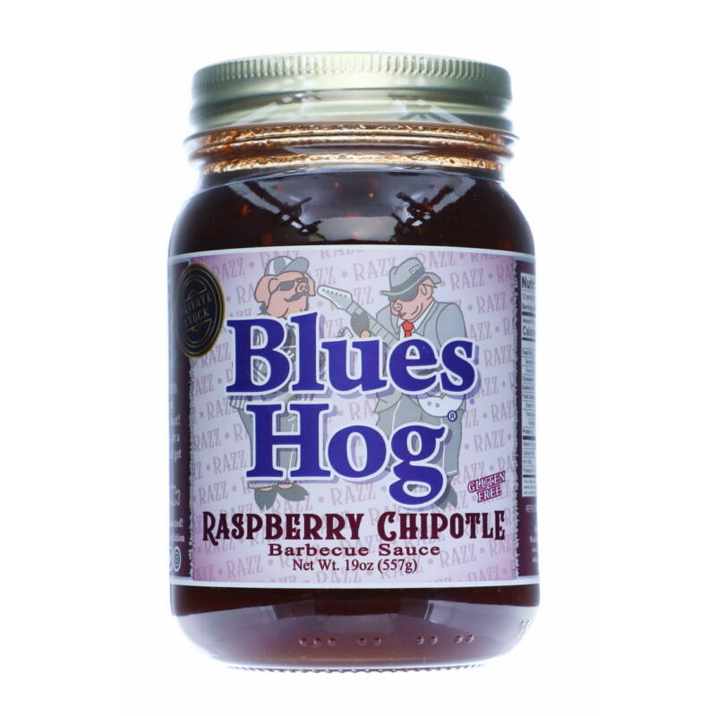 Blues Hog Raspberry Chipotle BBq szósz 562 ml