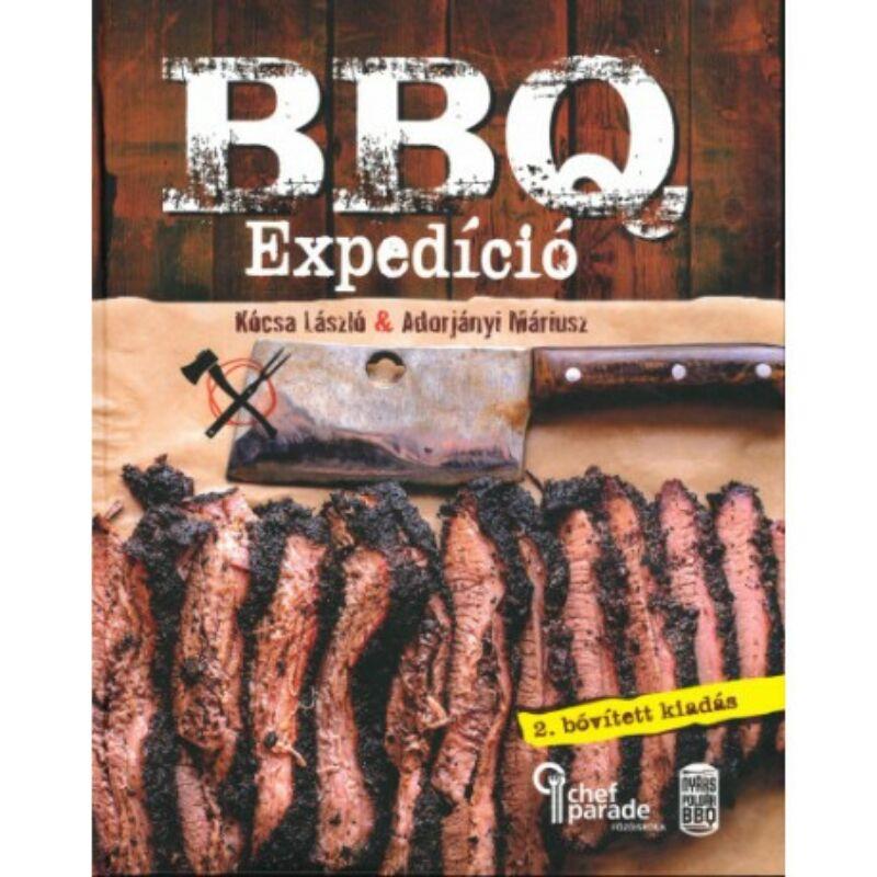 BBQ Expedíció 2. bővített kiadás