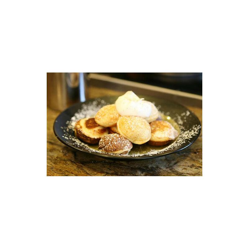 Camp Chef Aebleskiver sütő öntöttvas 23 cm