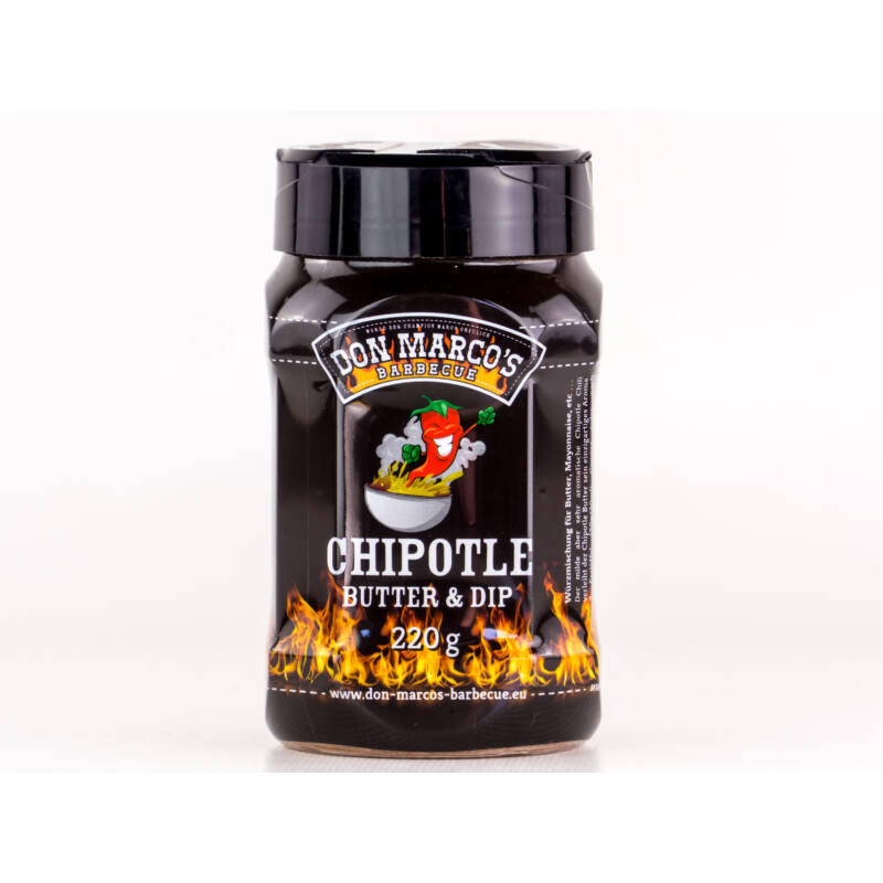 Don Marco´s Chipotle Butter & Dip Seasoning, 220g